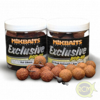 Mikbaits - Exclusive pop-up 18mm 250ml