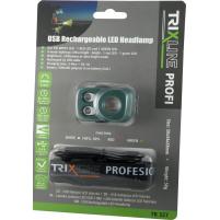 BC - Baterie - Čelovka USB rechargeable LED headlamp