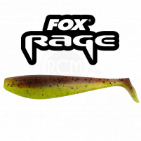 Fox Rage - Gumová nástraha Zander pro shad ultra UV 10cm - Green pumpkin