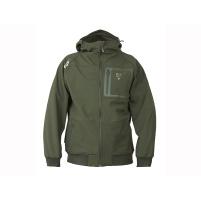 FOX - Bunda Green/silver shell hoodie