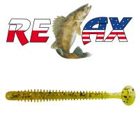 Relax - Gumová nástraha Texas 4 - blister 4ks - 10cm