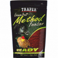 TRAPER - METHOD FEEDER 750g - Black Halibut