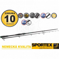 Sportex - Prut Carat special XT 3m 32 - 74g 2-Díl