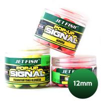 JET FISH - POP UP Boilie signal 12mm - jahoda
