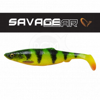 SAVAGE GEAR - Umělá nástraha - 4D Herring Shad 16cm / 28g - Firetiger
