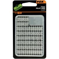 FOX -  Zarážky na pelety čiré vel. 11mm