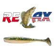 Relax - Gumová nástraha Bass 2,5 - blister 4ks - 6,5cm