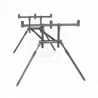 MAD - Stojan Compact stainless steel rod pod uk style 2 rods