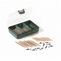EXC Sada Anti Tangle & Quick Change Swivels - 20ks + Box