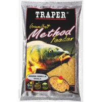 TRAPER - Method feeder suchá směs 750g Sladký Med