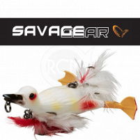 SAVAGE GEAR - Wobler 3D Suicide duck, floating / 10,5cm / 28g - ugly duckling
