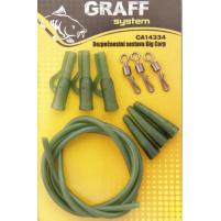 GRAFF - Bezpečnostní sestava Big Carp zelená