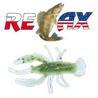 Relax - Gumová nástraha Crawfish 1 - Barva L080 - blister box 8ks - 3,5cm