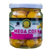 LK Baits obří kukuřice Mega Corn 220ml