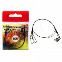 FALCON - Lanko Wire Leader Spider, nosnost 7 kg - 2ks