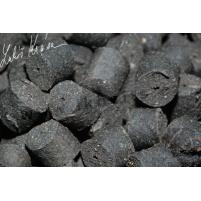 LK Baits Salt Black Hallibut Pellets 1kg, 12mm