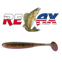 Relax - Gumová nástraha Bass 2,5 - Barva L541 - blister 4ks - 6,5cm