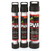 FOX - PVA punčova v tubě s pěchovadlem 25mm 7m Slow melt (pomalu rozpustná)