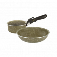 Trakker Products Trakker Sada nádobí - Armolife  Marble Cookset - Medium