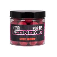 LK Baits Pop-up Boilies Euro Economic Spice Shrimp 18mm 200ml