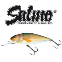 Salmo - Wobler Perch deep runner 8cm