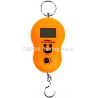 RCM - Digitální váha do 40kg Oranžová