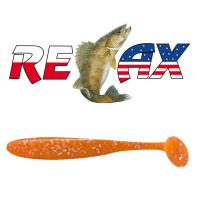 Relax - Gumová nástraha Bass 3 - Barva S121 - blister 4ks - 8,5cm