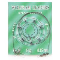 Stan-Mar - WOLFRAM leaders 35cm/5kg