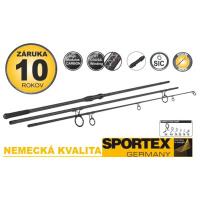 SPORTEX - Prut Competition CS-4 12ft (3,65m) 3,25 lb 3D