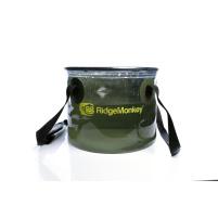RidgeMonkey - Skládací vědro 15L Callapsable water bucket