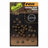 FOX - Zarážky Tapered bore bead 4mm