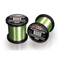 P-Line Vlasec Fluoroclear zelený 1000m