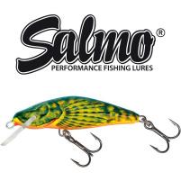 SALMO - Wobler Bullhead sinking 4,5cm - Hot Bullhead