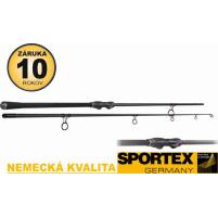 Sportex - Prut Invictus Carp 12ft (3,66m) 3lb 2-Díl