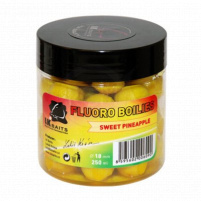 LK Baits Fluoro Boilies Sweet Pineapple