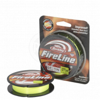 Berkley - Šňůra Fireline Flame green 0,17mm - 10,2kg 110m