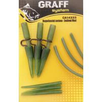 GRAFF - Bezpečnostní sestava zesílená Maxi, zelená