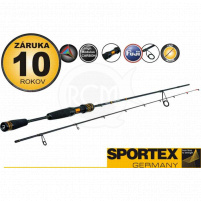 Sportex - Prut Black arrow G2 UL 2,4m 1 - 7g 2-Díl