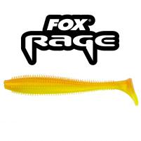 Fox Rage - Gumová nástraha Spikey shad ultra UV 12cm - Sun dance