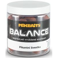 Mikbaits - Balance Specimen 250ml 20mm - Pikantní švestka