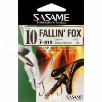 SASAME - Háčky  FALLIN FOX s lopatkou - VÝPRODEJ