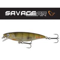 SAVAGE GEAR - Wobler 3D Twitch minnow 6,6cm 5g Perch