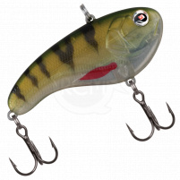 Sébile - Wobler Flat shad extra heavy sinking 12,4cm - 117g - Natural perch