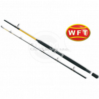 WFT - Prut NEVER CRACK Catfish boat LTC 3,0m / 250-1000g