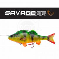 SAVAGE GEAR - Nástraha 4D Line thru perch 23cm / 145g - Firetiger