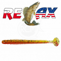 Relax - Gumová nástraha Texas 2,5 - blister 4ks - 6cm