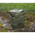 Trakker -Plastový box na návnady a nástrahy Olive Square Container - 13l