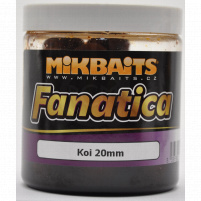 Mikbaits - Boilie v dipu Fanatica 250ml / 20mm