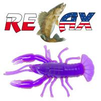 Relax - Gumová nástraha Crawfish 2 - blister 4ks - 5,5cm