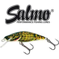 SALMO - Wobler Bullhead floating 6cm - Bullhead